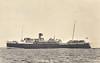1925 to 1961 - ST JULIEN - Passenger - 1885GRT - 86.0 x 12.2 - 1925 John Brown & Co., Clydebank, No.509 - 1004 passengers - new to Weymouth/Channel Islands service - 04/61 broken up at Ghent.