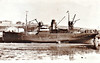 1911 to 1940 - OUSE - Cargo - 1004GRT - 73.2 x 10.4 - 1911 W Dobson & Co., Walker-on-Tyne, No.174 - new to Goole/Hamburg service - 1917 to Royal Navy, converted to Q Ship, HMS RULE (Q35), 01/19 returned to owners, 1922 to LNWR, 1923 to LMSR - 04/08/40 sunk in collision with RYE (1048/24) whilst in convoy, Southend for Goole in ballast.
