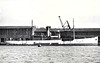 1924 to 1957 - DEARNE - Cargo - 1046GRT - 73.2 x 10.4 - 1924 Vickers Shipbuilders, Barrow, No.611 - new to Goole - Copenhagen service - 1933 refrigerated, 1944 to 1946 Army meat supply ship - 02/57 broken up at Dunston on Tyne.