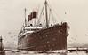 1915 to 1940 - ST DENIS - Passenger - 2410GRT - 100.8 x 13.2 - 1908 John Brown & Co., Clydebvank, No.384 as MUNICH (1908-15) - 750 passengers - Harwich/Hook of Holland service - 12/05/40 scuttled at Amsterdam, raised by Germans, 11/40 SKORPION, Minelayer, then BARBAR, Depot Ship, Kiel, 1945 Accommodation Ship, 03/50 broken up at Sunderland.