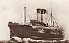 1915 to 1941 - ARCHANGEL - Passenger - 2448GRT - 100.8 x 13.2 - 1910 John Brown & Co., Clydebvank, No.397 as ST PETERSBURG (1910-15) - 750 passengers - Harwich/Hook of Holland service -16/05/41 hit by German a/c bombs and beached 5nm south of Newburgh, Kirkwall for Aberdeen with troops.