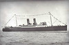 1930 to 1944 - AMSTERDAM - Passenger - 4220GRT - 106.9 x 15.3 - 1930 John Brown & Co., Clydebank, No.529 - 548 passengers, cars carried aft - Harwich/Hook of Holland service - 1940 Troopship, 05/40 Dunkirk, 1942 HOPSTIAL SHIP No.64 (430 patients), 1943 converted to LSI(S), 06/44 Normandy Landings, 07/08/44 struck a mine in Seine Bay, sank, 95 dead.