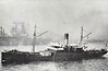 LYR - 1906 to 1940 - MERSEY - Cargo - 1087GRT - 77.7 x 11.0 - 1906 Swan Hunter & Co., Wallsend, No.752 - Goole/Hull/Rotterdam service - 1917 converted to Cable Layer, 1920 returned to owners, 01/22 to LNWR, 01/23 to LMSR, 1935 to Associated Humber Lines - 20/04/40 sunk by mine off the Downs, 14 dead.