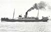 LNWR - 1911 to 1958 - BURY - Pass/Cargo - 1634GRT - 80.8 x 11.0 - 1908 Earle's Shipbuilding Co., Hull, No.569 - 07/58 broken up at Nieuw Lekkerland.