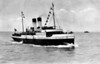 LBSCR - 1905 to 1933 - DIEPPE - Passenger - 1216GRT - 83.4 x 10.6 - 1905 Fairfield Shipbuilding & Engineering Co., Govan, No.439 - 221 passengers - new to Dieppe/Newhaven service - 1933 converted to yacht, renamed ROSAURA, 1930 requisitioned by Royal Navy as Armed Boarding Steamer, 18/03/41 mined and sunk off Tobruk.