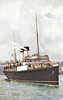 SECR - 1905 to 1920 - ONWARD - Passenger - 1671GRT - 94.9 x 12.2 - 1905 W Denny & Bros., Dumbarton, No.751 - 400 passengers - Folkestone/Boulogne service - 1914 to Royal Navy as Troopship, 24/09/18 scuttled at berth in Folkestone to put out fire started by saboteur, salvaged, reapired and sold in 1920 to IOMSPCo. as MONA'S QUEEN - 04/40 Armed Boarding Vessel, 05/40 Dunkirk, 3000 soldiers rescued,1946 returned to owners - 10/48 broken up at Milford Haven - posted March 8th, 1907.