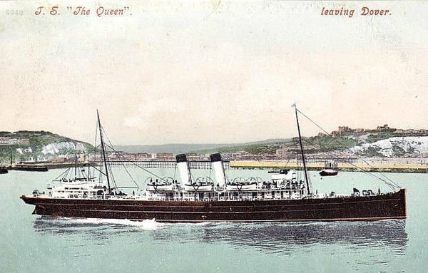 SHIPS OF THE SOUTHERN RAILWAY COMPANIES