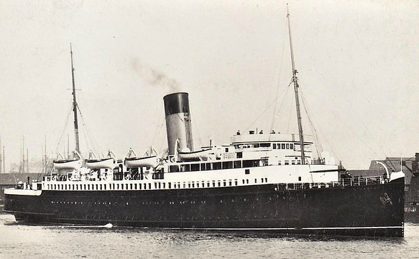 SHIPS OF THE SOUTHERN RAILWAY