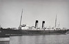 1918 to 1944 - MAID OF ORLEANS - Passenger - 2206GRT - 104.0 x 12.0 - 1918 W Denny & Bros., Dumbarton, No.1028 - 1330 passengers - Southampton/Le Havre service - 1914 laid down but work ceased with outbreak of war, 1917 taken over by Admiralty for completion as Troopship, 1919 returned to owners, 1923 to SR, 09/39 to Admiralty as Troopship, 1942 converted to LSI(H), 06/44 Normandy Landings, 28/06/44 torpedoed and sunk by U998 in English Channel, 5 dead, Normandy for Southampton.