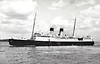 1932 to 1961 - ISLE OF SARK - Passenger - 2211GRT - 90.4 x 12.8 - 1932 W Denny & Bros, Dumbarton, No.1257 - 1400 passengers - new to Southampton/Channel Islands night service - first British ship with a Maierform bow - 04/61 broken up at Ghent.