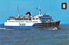 1965 to 1985 - VILLANDRY - Pass/RoRo - 3444GRT/615DWT - 105.0 x 17.7 - 1965 Chantiers Dubigeon Normandie, Nantes, No.809 - 1200 passengers, 140 vehicles - new to Newhaven/Dieppe - 1985 OLYMPIA, 1986 DELOS, 1998 ADINDA LESTARI 102 (IDN) - still trading.
