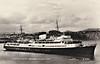 1951 to 1973 - COTE D'AZUR - Passenger - 3998GRT/509DWT - 1951 Chantiers de la Mediterranee, Le Havre - 1973 AZUR, 1973 MARIE F - 09/73 broken up at Murcia - posted August 27th, 1960.