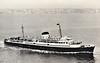 1951 to 1973 - COTE D'AZUR - Passenger - 3998GRT/509DWT - 1951 Chantiers de la Mediterranee, Le Havre - 1973 AZUR, 1973 MARIE F - 09/73 broken up at Murcia - posted September 23rd, 1954.