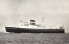 1958 to 1976 - IONIC FERRY - RoRo/Cargo - 2557GRT/1210DWT - 103.2 x 16.8 - 1958 W Denny & Bros, Dumbarton, No.1493 - 1976 KAMASIN, 1980 TAMERLANE - 04/88 broken up at Aliaga.