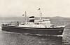 1961 to 1981 - CERDIC FERRY - Cargo/RoRo - 2563GRT/1529DWT - 110.2 x 16.8 - 1961 Ailsa Shipbuilding Co., Troon, No.508 - 1981 ATLAS I, 1987 SIFNOS, 1990 SIFNOS EXPRESS, 1994 IGOUMENITSA EXPRESS, 1998 ORESTES - 04/07 broken up at Aliaga - ;posted August 17th, 1962.