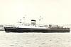 1961 to 1981 - CERDIC FERRY - Cargo/RoRo - 2563GRT/1529DWT - 110.2 x 16.8 - 1961 Ailsa Shipbuilding Co., Troon, No.508 - 1981 ATLAS I, 1987 SIFNOS, 1990 SIFNOS EXPRESS, 1994 IGOUMENITSA EXPRESS, 1998 ORESTES - 04/07 broken up at Aliaga.