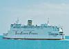1998 to 2011 - PRIMROSE - Pass/RoRo - 6276GRT/2039DWT - 118.4 x 23.0 - 1975 Cockerill Yards, Hoboken, No.878 as PRINSES MARIE CHRISTINE (1975-98) - 2011 ELEGANT I - 05/11 broken up at Alang.