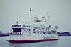 2001 to DATE - OLEANDER (Limassol) - Pass/RoRo - 13728GRT/3810DWT - 131.9 x 23.2 - 1980 Schiffs Schichau Unterweser, Bremerhaven, No.2281 as PRIDE OF FREE ENTERPRISE (1980-87) - 1987 PRIDE OF BRUGES, 1999 P&OSL PICARDY - still trading - Ostende, arriving from Ramsgate, 09/07/08.