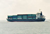ARA ZEEBRUGGE (Limassol) - IMO9015981 - Caro - CYP/4653/91 JJ Sietas Schiffswerft, Hamburg, No.1053 - 103.5 x 16.3 - Ara Shipping, Werkendam - Felixstowe, outward bound from Trinity Terminal, 13/09/07.