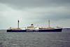 AMSTERDAM (Piraeus) - IMO5283786 - Cargo - GRC/4965/52 Chantiers la Ciotat, No.169 - 118.1 x 15.5 - Empros Lines - 07/83 broken up at Dakka - Felixstowe, inward bound for Ipswich, 06/80.
