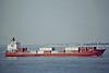 ANA DEL MAR (Bilbao) - IMO7905584 - Cargo - ESP/3120/80 Astilleros Maritima del Musel, Gijon, No.209 - 94.1 x 14.0 - still trading as SHAHAB 14 (IRN) - Felixstowe, inward bound, 10/80.