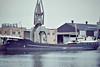 ANNA-MARIA (Panama) - IMO6701448 - Cargo - 367GRT/615DWT - 55.3 x 8.7 - 1966 Schiffs Rancke, Hamburg, No.205 - Rever Arends - Ipswich Dock Basin, 1980 - still trading as MAYA EVITA.