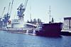 AMUR-2520 (St Petersburg) - IMO8721466 - Cargo - RUS/3329/87 ZTS Yard, Komarno, No.2320 - 115.7 x 13.4 - Volga Neva Ltd - Gdansk, loading grain, 11/05/08.
