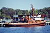 ARES (Gdansk) - IMO7642144 - Tug - POL/120/76 Stocznia Rementowa, Gdynia, No.H2500/2 - 35.7 mx 9.4 - WUZ Gdansk - Gdansk, on standby, 11/05/08.