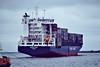ANNALAND (Hamburg) - IMO9354454 - DEU/11271/06 JJ Sietas Schiffs, Hamburg, No.1258 - 134.4 x 22.5 - HH Shipping - Gdynia, outward bound, 12/05/08.