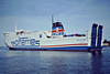 BALTIVIA (Nassau) - IMO7931997 - Pass/RoRo - BHS/5492/81 Kalmar Varv, No.453 - 147.0 x 24.4 - Polish Baltic Shipping Co. - Gdansk, departing for Nynashamn, 11/05/08.