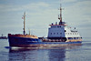 AGLONA (Valletta) - IMO8726040 - Hopper Barge - MLT/1068/87 Drobeta Shipyard, No.1270007 - 56.2 x 11.2 - Van Oord NV - Gdynia, engaged on harbour works, 08/05/08.