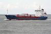AMARANT (Madeira) - IMO9260407 - Tanker - PRT/7186/03 Marmara Shipyard, Yarimca, Turkey, No.66 - 118.1 x 16.9 - Transmarine Shipping, Copenhagen - Terneuzen, outward bound from Antwerp, 18/07/09.