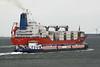 ALBEMARLE ISLAND (Nassau) - IMO9059602 - Refrigerated Cargo - BHS/14160/93 Danyard, Frederikshavn, No.716 - 178.5 x 25.2 - Trireme Shipping, Antwerp - Terneuzen, inward bound for Antwerp, 19/07/09.