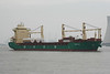AFRICAN WIND (St Johns) - IMO9423633 - Container Ship - ATG/28450/10 Huanghai Shipbuilding Co., Rongcheng, No.HCY63 - 158.3 x - Rord Braren, Kollmar - Zandvliet, outward bound for West Africa, 21/06/12.