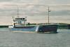 UNION-ELISABETH (Kampen) - IMO9148130 - Cargo - NLD/2665/97 Scheeps Peters, Kampen, No.440 - 88.6 x 12.6 - H Steenstra - Boston, inward bound, 31/08/07.