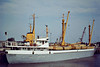 STADELAND (Hamburg) - IMO6600175 - Cargo - DEU/1145/65 JJ Sietas Schiffswerft, Hamburg, No.556 - Type 33 - 66.4 x 10.6 - Johannes Jager - 24/10/05 beached on north coast of New Providence Island, Bahamas - Wisbech, to unload timber for Jewsons, 07/83.