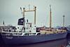 WINDHUND (Hamburg) - IMO5019070 - Cargo - DEU/1165/62 JJ Sietas Schiffs, Hamburg, No.481 - 69.7 x 10.8 - Harold Laporte - Wisbech. to unload timber for English Bros., 12/83 - 02/04 sank.