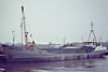 UNION SATURN (Dublin) - IMO7615622 - Cargo - IRL/1100/77 Scheeps van Rossum, Heerewaarden, No.817 - 60.0 x 9.5 - Union Transport - 26/07/07 sank off Mangalia, Romania - Wisbech, unloading fertiliser, 08/81.