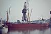 STAR SEA (Torshavn) - IMO6710827 - Cargo - FAO/1010/67 Frederikshavns Vaerft, No.270 - 59.3 x 10.7 - Star Eit Shipping - 12/02/06 sank off Santa Luzia Island, Azores - Boston, unloading bagged fertiliser, 04/82.