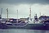 SUBRO VIKING (London) - IMO5360766 - Cargo - GBR/424/62 Husumer Schiffs, No.1212 - 45.9 x 7.9 - Sully Brothers - still trading as DULINA EXPRESS (HND) - Boston, 05/81.