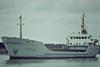 VISCOUNT (Groningen) - IMO7432147 - Cargo - NLD/1500/76 Scheeps Bodewes Gruno, Foxhol, No.236 - 65.0 x 10.7 - Becks Scheepsvartskantoor - Kings Lynn, inward bound - still trading as LIBERTY (STP).
