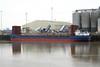 SEA HAWK (Bridgetown) - IMO8906250 - Cargo - BRB/3015/89 Scheeps de Liesbosch, Nieuwegein, No.195 - 87.7 z 12.5 - Torbuk Shipping, Grimsby - Kings Lynn, loading grain on Alexandra Quay, 15/02/10.