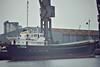 STRYPE (Rotterdam) - IMO5247598 - Cargo - GBR/670/57 Scheeps J Pattje, Waterhuizen, No.237 - 58.7 x 9.0 - James Smith & Zonene Ltd - 09/84 broken up at Dordrecht  - Boston, 04/82.