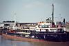 WILGO (Hull) - IMO5230296 - Cargo - GBR/1118/62 Scheeps Westrerbroek, No.170 - 57.8 x 10.6 - Wilship Marine Services, Hull - 10/85 broken up in Zumaya - Wisbech, loaded with grain, 08/82.