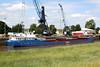RMS BEECK (St Johns) - IMO9115987 - ATG/3246/95 Scheeps Peters, Kampen, No.439 - 84.8 x 12.4 - RMS Schiffs - Port Sutton Bridge, unloading steel, 02/08/11.