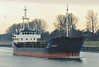 SANDAL (St Petersburg) - IMO9083201 - Cargo - RUS/2300/93 Onega Arminius Shipyard, Petrozavodsk, No.10523/001 - 81.2 x 11.4 - White Sea Onega Shipping Co. - still trading - Port Sutton Bridge, inward bound, going astern, to load grain, 16/11/07.