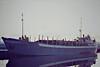 SCHLEI (Flensburg) - IMO6504137 - Cargo - DEU/720/64 Jadewerft, Wilhelmshaven, No.97 - 53.6 x 9.3 - Gerhard Renken - still trading as CHRISTIAN (CKI) - Wisbech, to unload timber for Jewsons, 01/84.