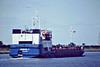TYUMEN-2 (Novorossiysk) - IMO8727848 - Cargo - RUS/3152/89 ZTS Yard, Komarno, No.2329 - 116.1 x 13.4 - Reskom Tyumen Ltd. - Kings Lynn, sailing with a load of scrap for Antwerp, 27/06/08.