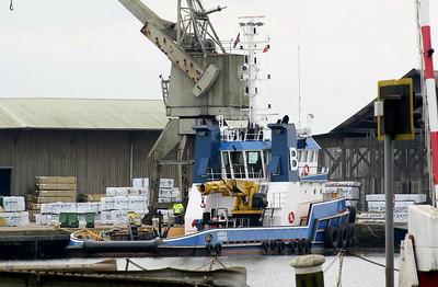 WASH PORTS SHIPPING