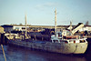 TRUSO (Lubeck) - IMO5428831 - Cargo - DEU/930/63 Busumer Schiffs, No.214 - 53.7 x 9.3 - Heinrich Beutler - 26/09/05 sank 30nm east of St Vincent - Wisbech, loading grain, 01/81.